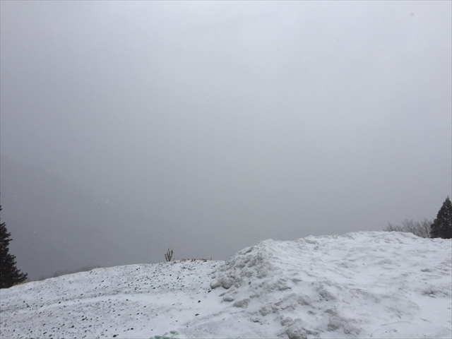 スキー場(2日目) 1