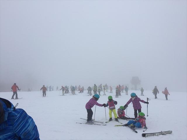 スキー場(2日目) 2