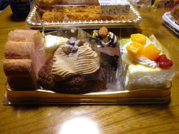 24日ケーキ