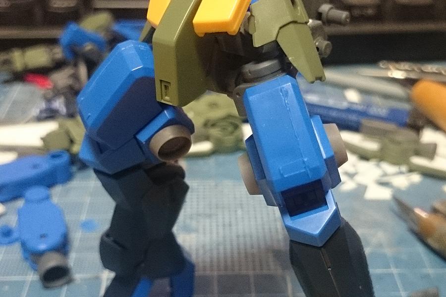 HG グレイズ 改修