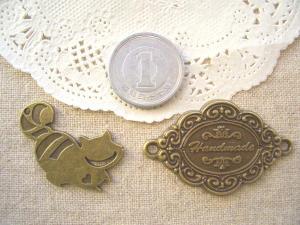 チェシャ猫、Handmadeプレート