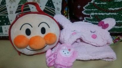 孫へのクリスマスプレゼント