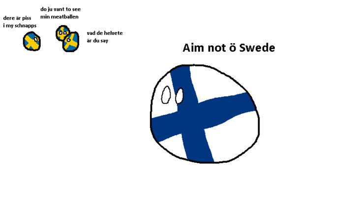 スウェーデンでもないし、ロシアでもない (2)