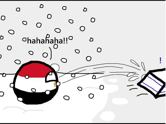 エジプトに雪が降ったよ (5)