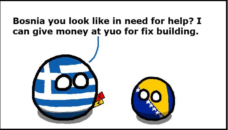 ギリシャの援助 (3)
