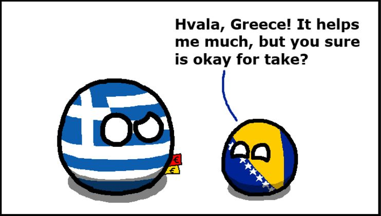 ギリシャの援助 (4)