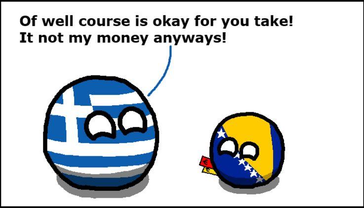 ギリシャの援助 (5)