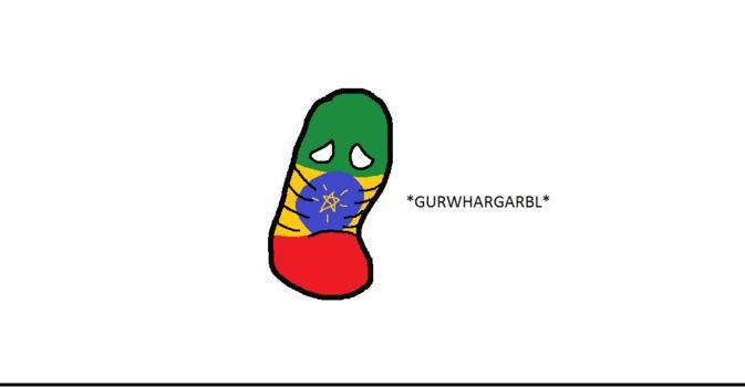 エチオピアが食料援助してもらうよ (1)