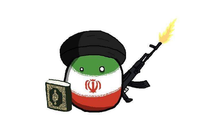 イランの進化 (14)