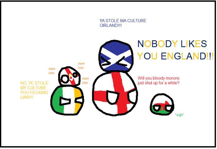 マレーシアとスコットランドは大体同じ (1)
