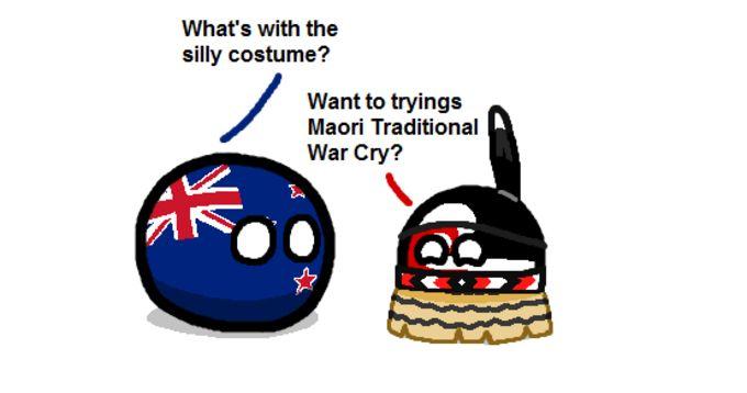 先住民達と交流しよう (1)