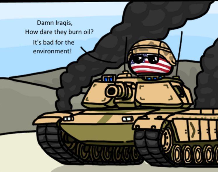 イラクの排気ガス作戦 (3)