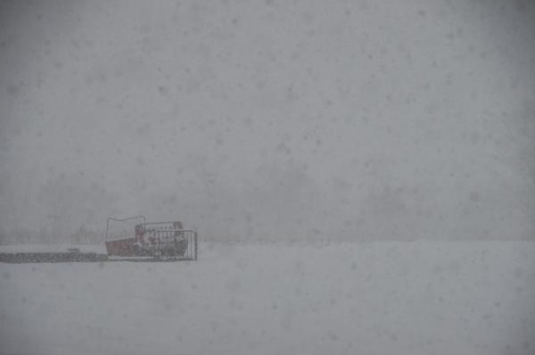 雪大曲農具