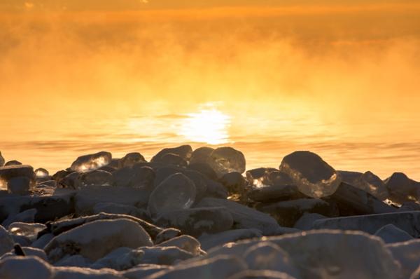大津気嵐海と氷