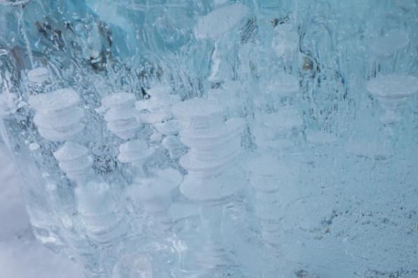 氷の世界+