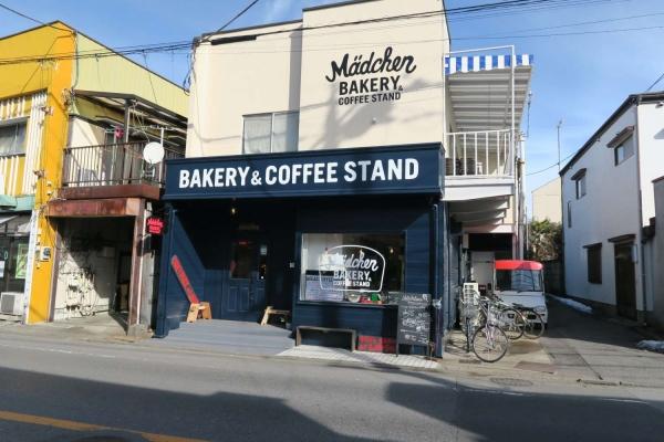 メッチェンベーカリー&コーヒースタンド
