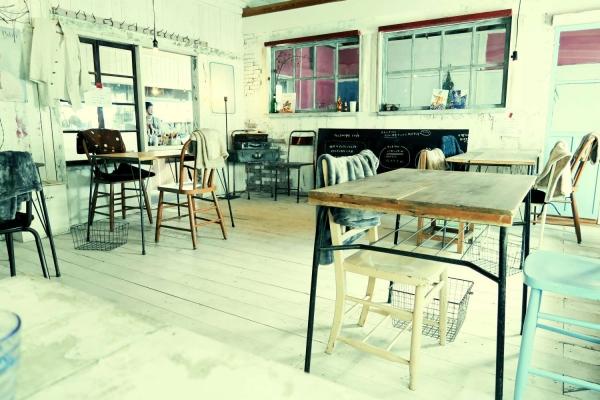 レクダングル カフェ