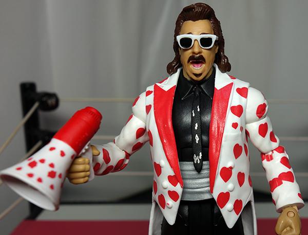 WWEフィギュアShowtime☆ ELITE ...