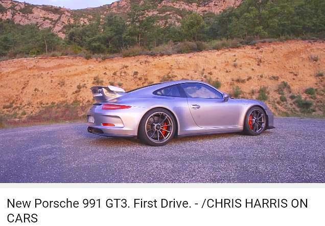 ポルシェ991GT3_Drive_CHonC2