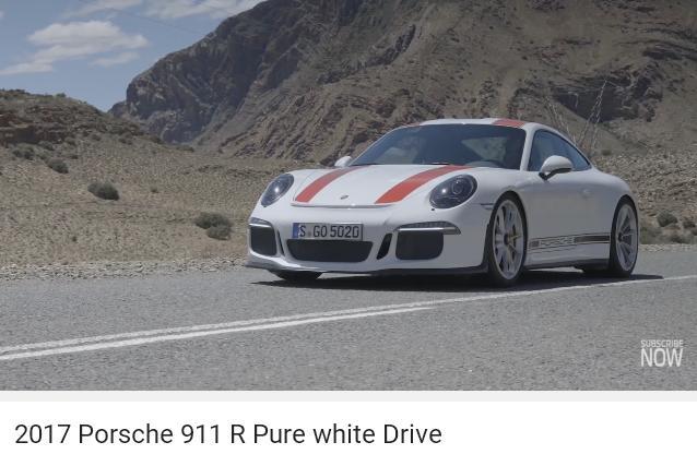 ポルシェ991R_RPD_CAR