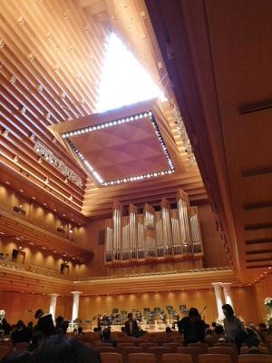 東京オペラシティコンサートホール