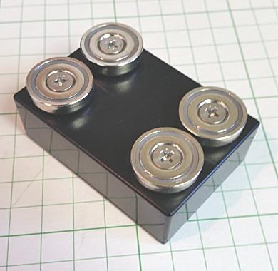 小型GPS発信機ケース