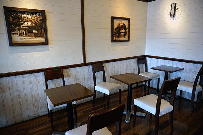 A&Wプラスカフェ