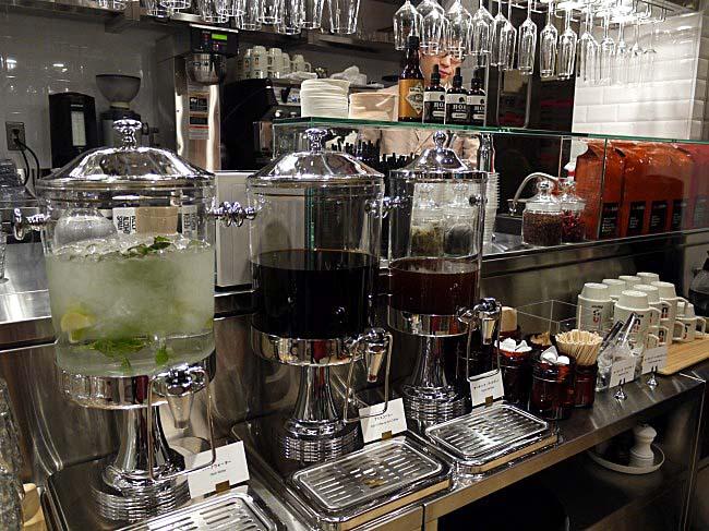 nu dish mousse Deli & Cafe