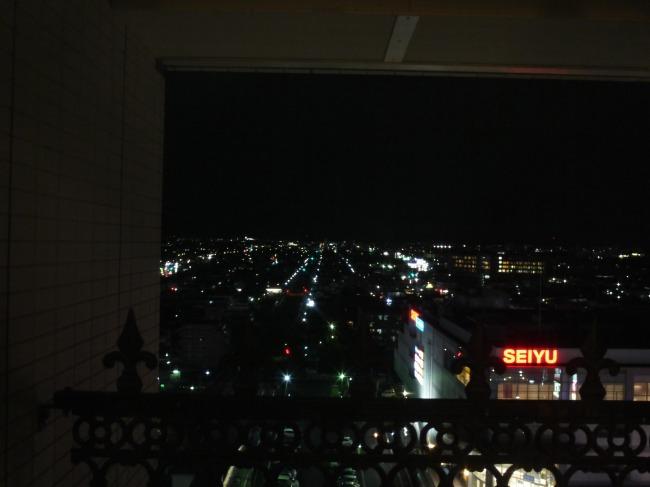 東横イン福生