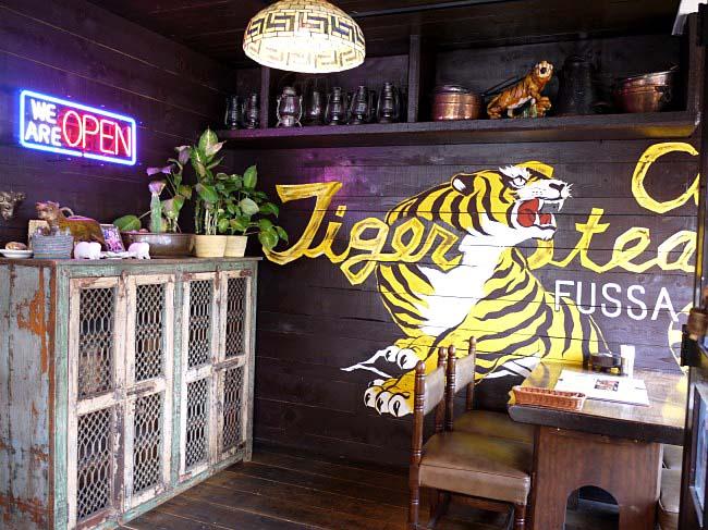 タイガーハウス