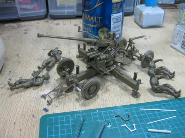 ボフォース40mm機関砲 の3
