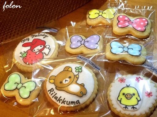 サンリオクッキー♪01