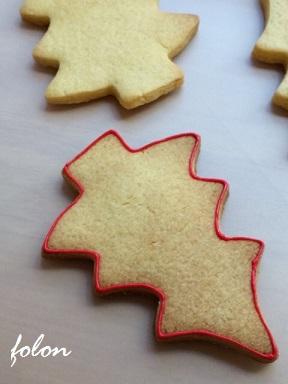 ツリークッキー♪01