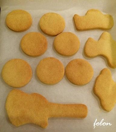 クッキー生地♪03