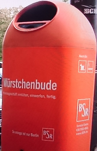 ドイツ、犬の糞ゴミ箱