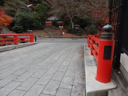 白糸川・瀧橋