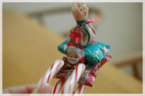 サンタさんのチョコレート