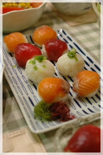 てまり寿司2