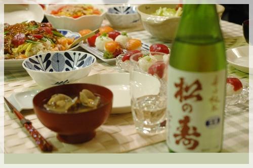 日本酒に合う