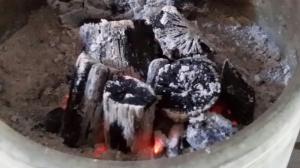 炭火 (2)
