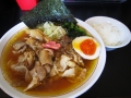 味玉バラ肉中華