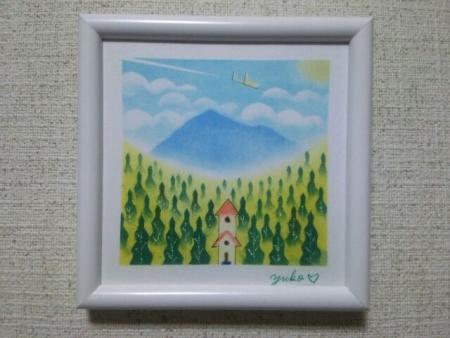 森の教会20110410