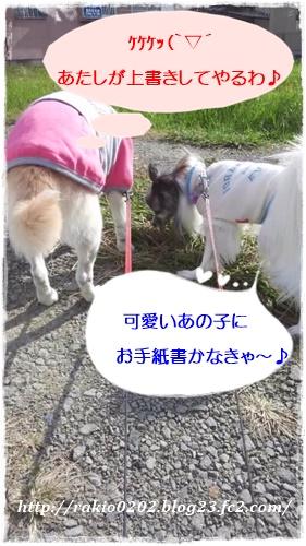 ナナらき散歩2☆☆