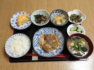 昼食2016/1/22