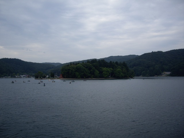 琵琶島城①