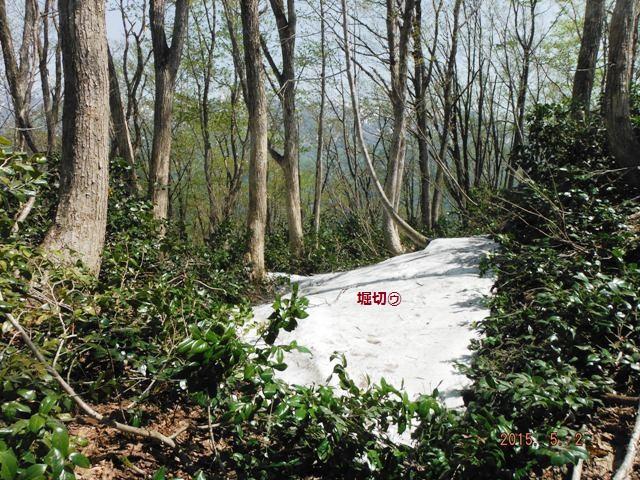 千束城(小谷村) (34)