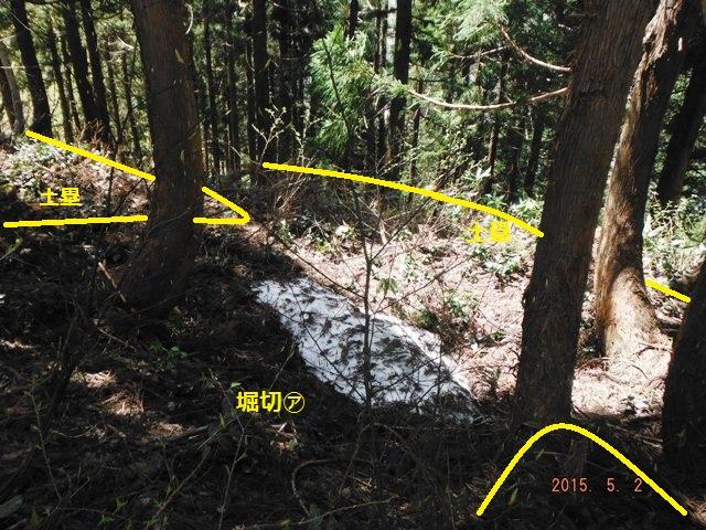 千束城(小谷村) (54)