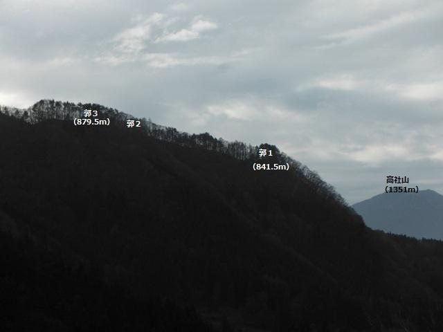 平沢城(木島平村) (172)