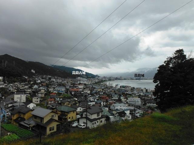 高木城(下諏訪町) (1)
