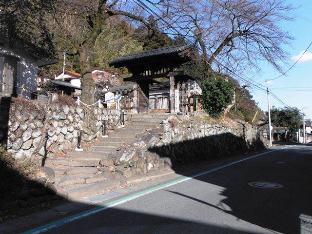 横川関所 (1)
